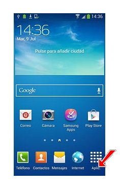 ¿Cómo configurar mi cuenta de correo en Samsung Galaxy S4 S5?